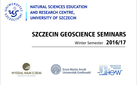 Szczecin Geosciences Seminars begin!