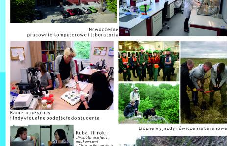 Zapraszamy na studia na Wydział Nauk o Ziemi Uniwersytetu Szczecińskiego