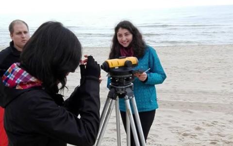 Ostsee-Zeitung o Marine and Coastal Geosciences