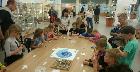 Europejska Nocy Muzeów 2017 w Muzeum Geologicznym US