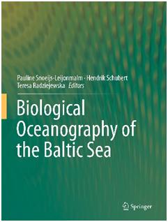 """Bardzo dobre wyniki publikacji """"Biological Oceanography of the Baltic Sea"""""""
