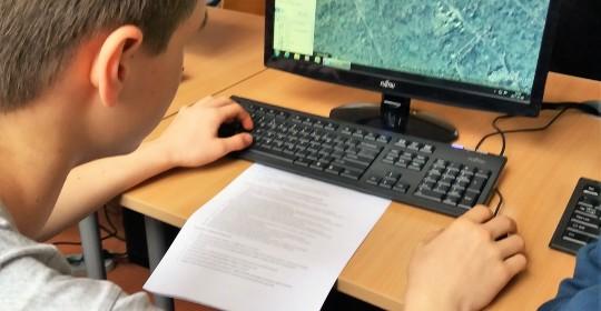 Kurs dokształcający: Technologie informacyjne (GIS) dla nauczycieli.