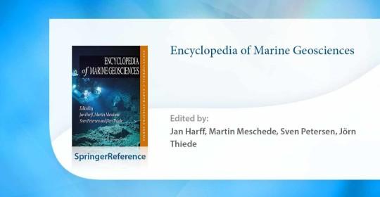 Nagroda dla Encyclopedia of Marine Geosciences
