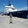 Dr Dominik Zawadzki członkiem rejsu badawczego do trójzłącza Galapagos