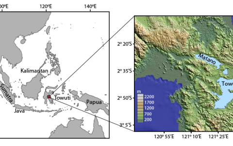 "Szczecin Geoscience Seminar: ""Past & Present: Changes in climate and species diversity in diatom populations within a paleo-core from Lake Towuti, Indonesia"""